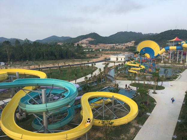 Dự án công viên nước Mường Thanh - Nghệ An