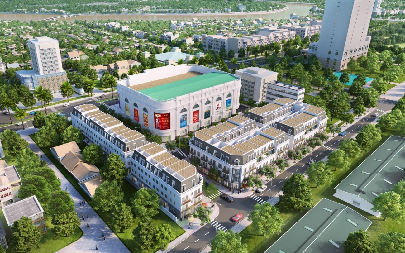 Vincom Móng Cái: HVC Group là tổng thầu cơ điện Trung tâm thương mại