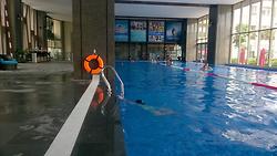 Dự án bể bơi chung cư Home City Trung Kính