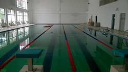 Dự án bể bơi Trường THCS Lê Lợi – Hà Đông - Hà Nội
