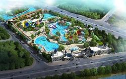 Tổng thầu công viên nước lớn nhất Thủ đô – HVC  group khẳng định vị thế hàng đầu