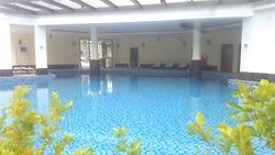 Dự án bể bơi Vinhomes Thăng Long