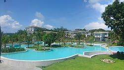 Bể bơi vô cực – Dự án Premier Village Phú Quốc