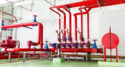 Thiết kế cung cấp lắp đặt hạng mục Phòng cháy chữa cháy