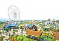 Thiết kế thi công công viên giải trí