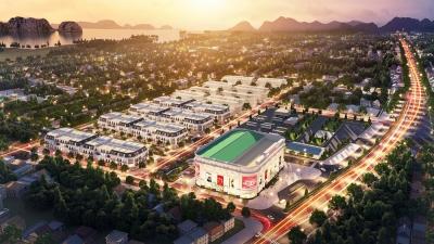 Dự án trung tâm thương mại Vincom Cẩm Phả
