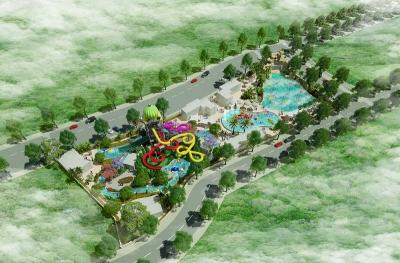 Dự án công viên nước khu nghỉ dưỡng Alma – Vịnh Thiên Đường