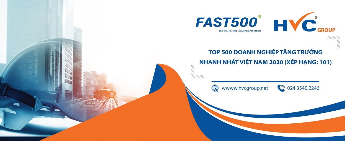 HVC Group đạt Top Fast 500