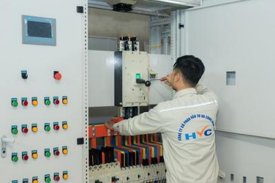 Sản xuất tủ điện