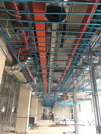 Thiết kế cung cấp lắp đặt hạng mục điện, điện nhẹ