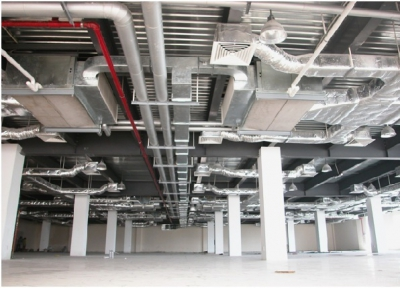Thiết kế cung cấp thi công hạng mục điều hòa thông gió HVAC